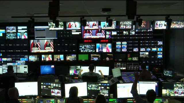 After the Show Show: Inside the control room