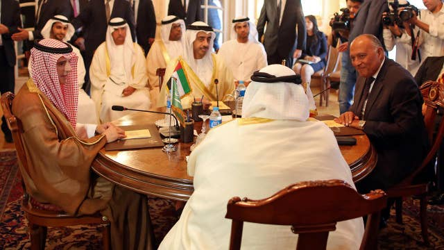 4 Arab nations accuse Qatar of supporting extremism