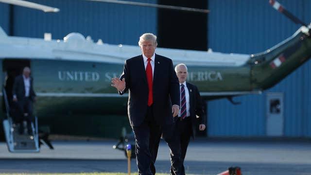 Trump vs. the resistance: Glaring media double standard