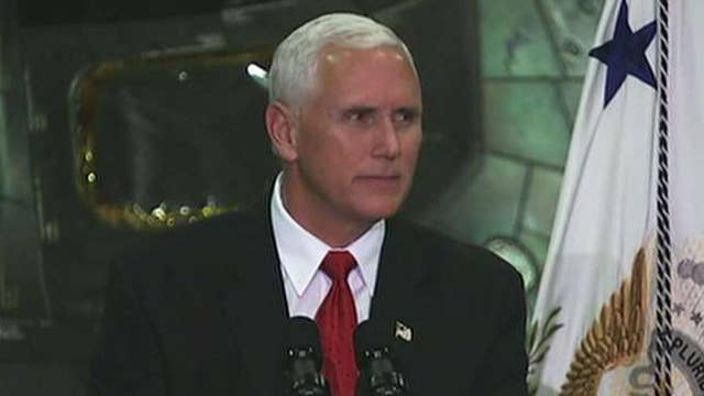 Pence: Welcome to a new era of American leadership in space