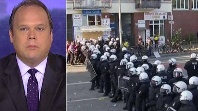 Stirewalt: Will G-20 riots impact free trade conversations?