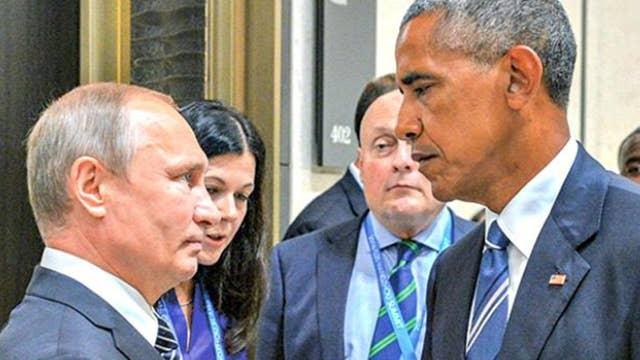 Are media ignoring Obama's response to Russia?