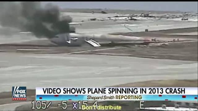 New video shows plane spinning in deadly 2013 Asiana crash