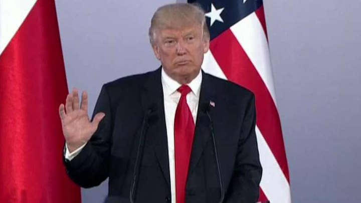 Trump: Alliance with NATO critical to deterring conflict