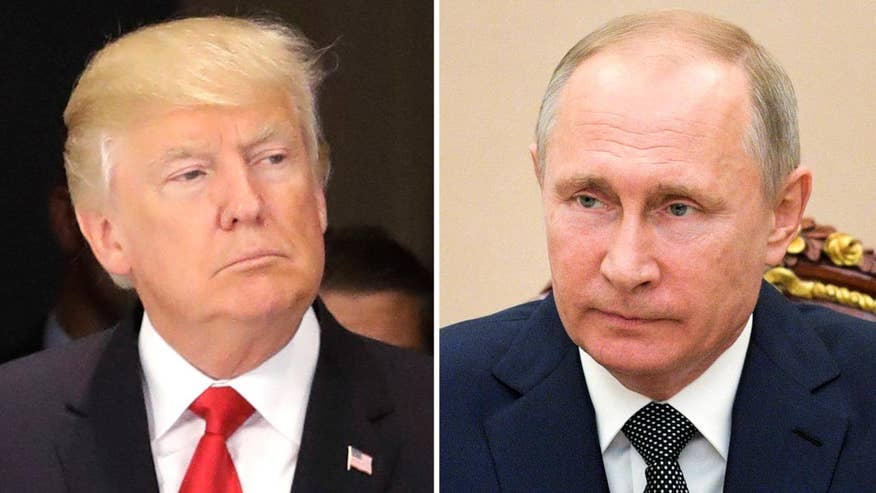 'Fox News Sunday' anchor Chris Wallace previews President Trump's meeting with Russian President Putin