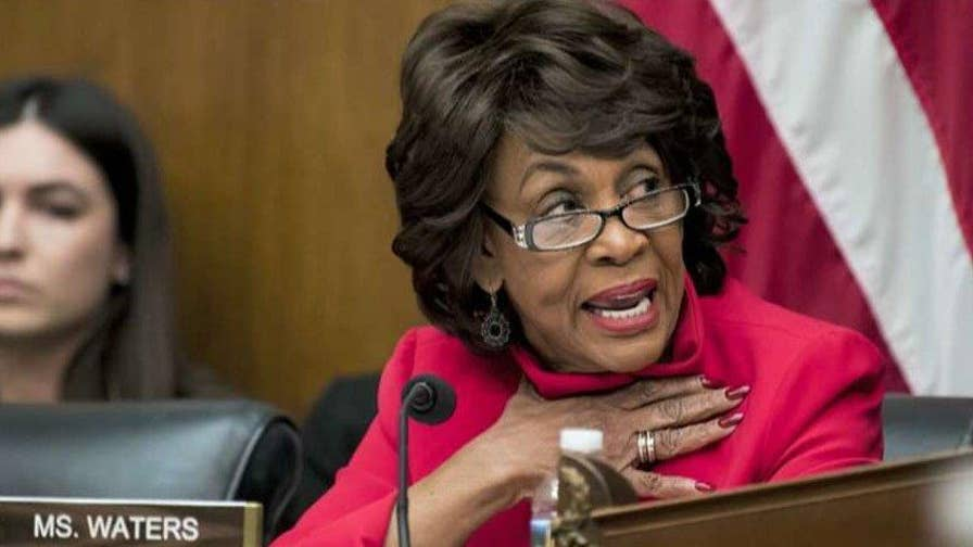 Tucker's Thoughts: How did Rep. Maxine Waters afford a 6,000-square foot, $4.3 million mansion in one of the wealthiest neighborhoods in Los Angeles after working 40 years in government? We'd hate to speculate