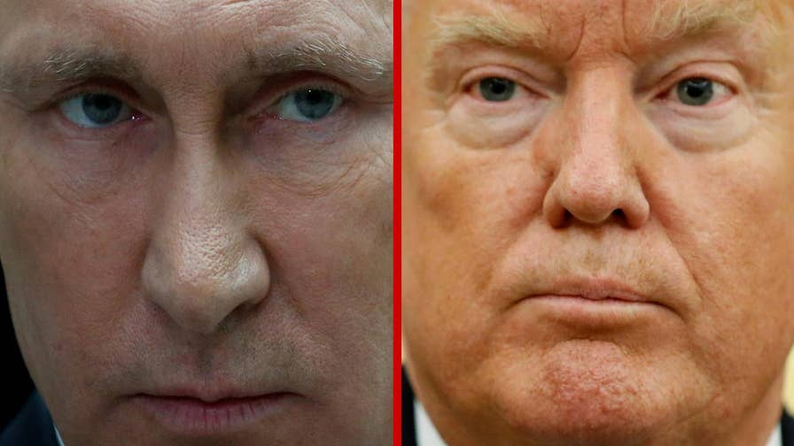 President Trump and President Putin are expected to meet face-to-face for the first time since the election. Fox News takes to the streets looking for advice
