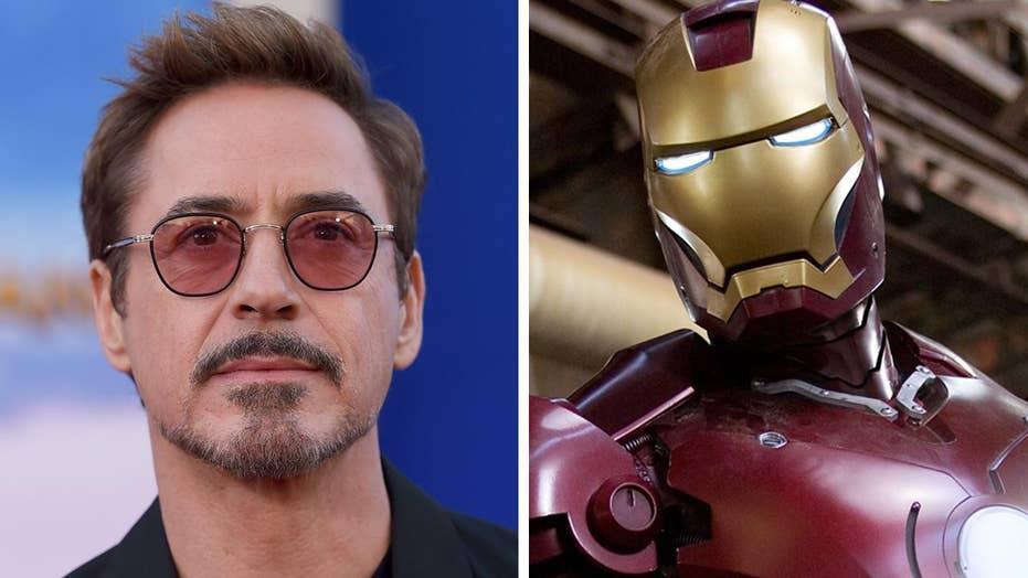 Robert Downey Jr. hanging up Iron Man suit?