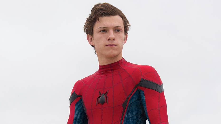 How Tom Holland becomes real superhero in 'Spider-Man' suit