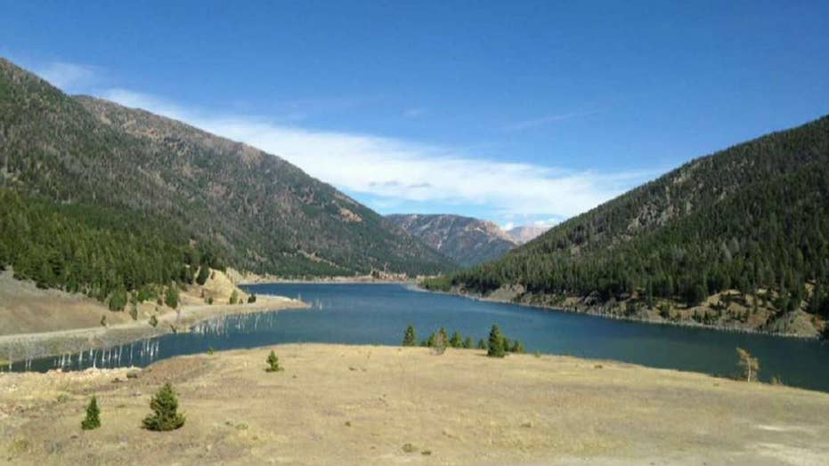 Powerful earthquake rattles western Montana