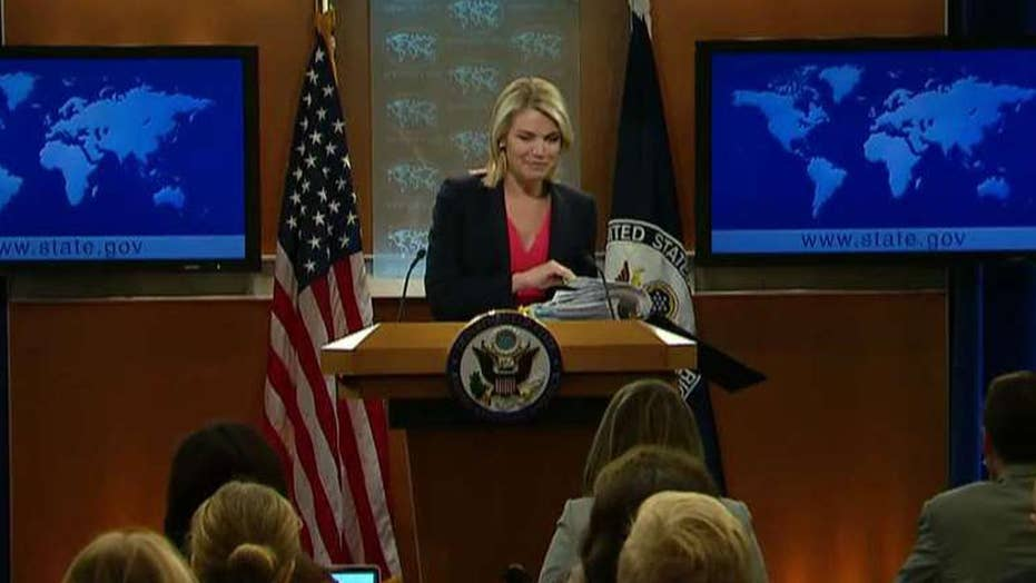 State Department warns Qatar standoff could intensify