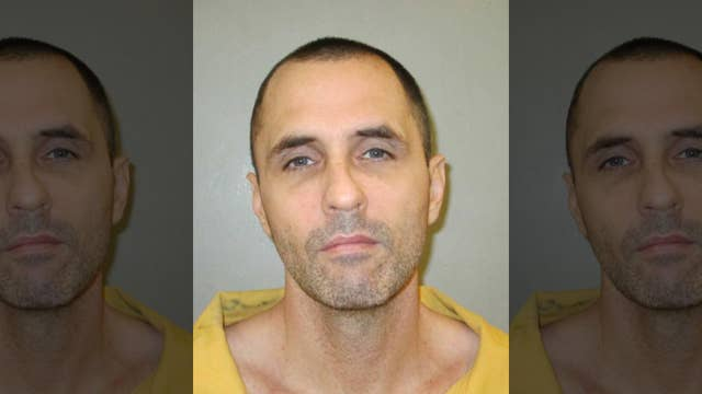 South Carolina inmate escapes prison twice