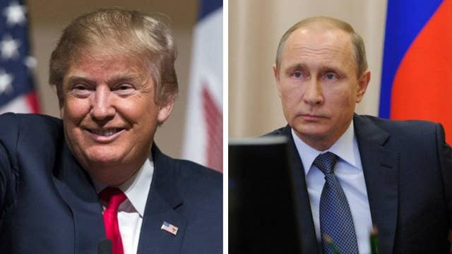 Trump gets tough on Russia before Putin meeting