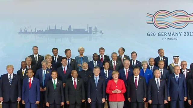 Will climate change dominate the G-20?