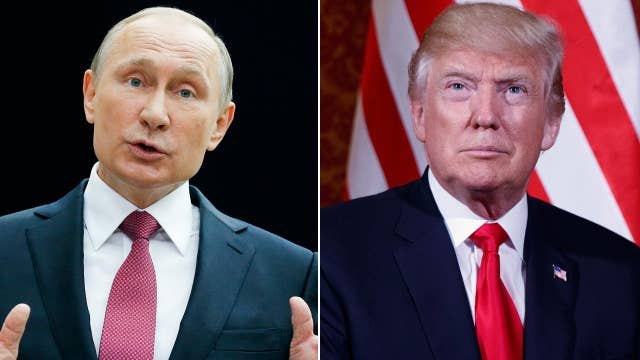 Trump, Putin to meet for the first time at G-20