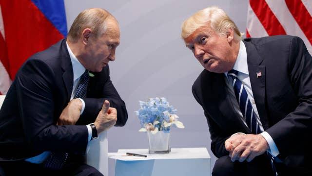 Potential pitfalls of Trump's meeting with Putin
