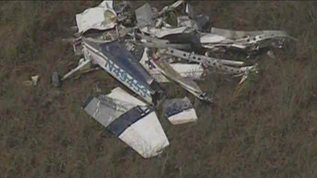 Pilot killed in small plane crash in Florida Everglades