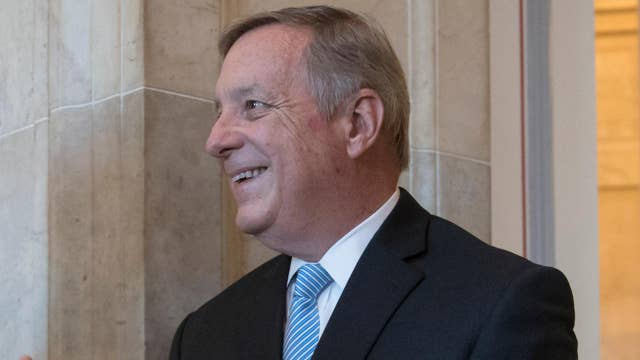 Pete Hegseth: Dick Durbin is a political hack