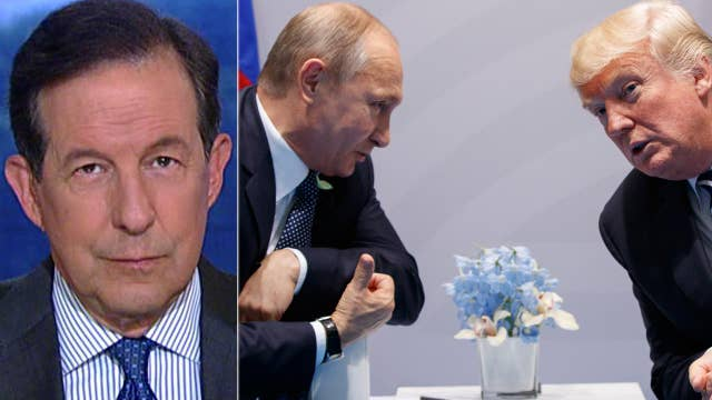 Chris Wallace on Trump's meeting with Putin