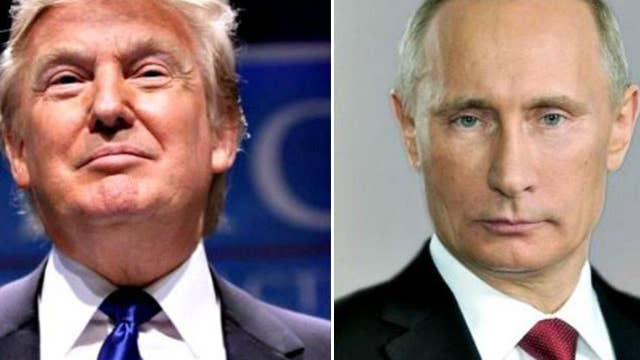 Trump and Putin tackle difficult issues at G-20 meeting
