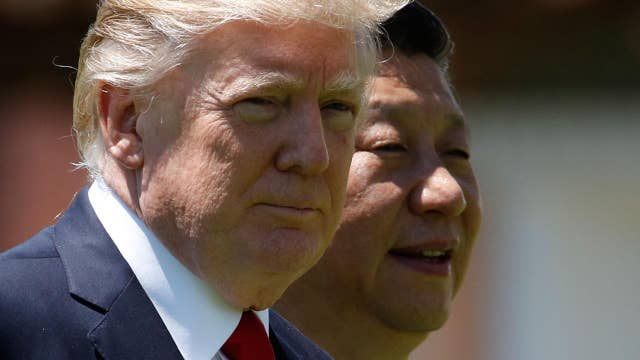 Trump to meet with Chinese leader amid tensions over NKorea