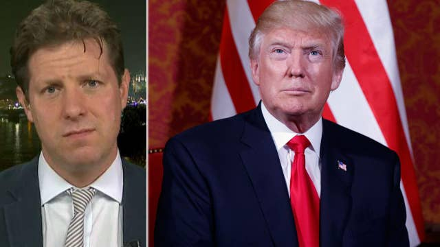 Columnist: Many Europeans agree with President Trump