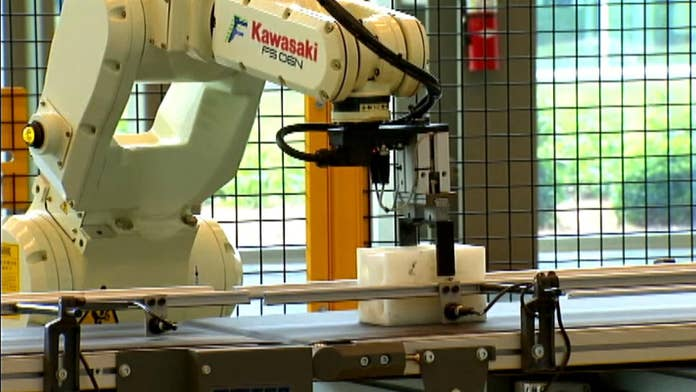 Can robots create jobs for humans?