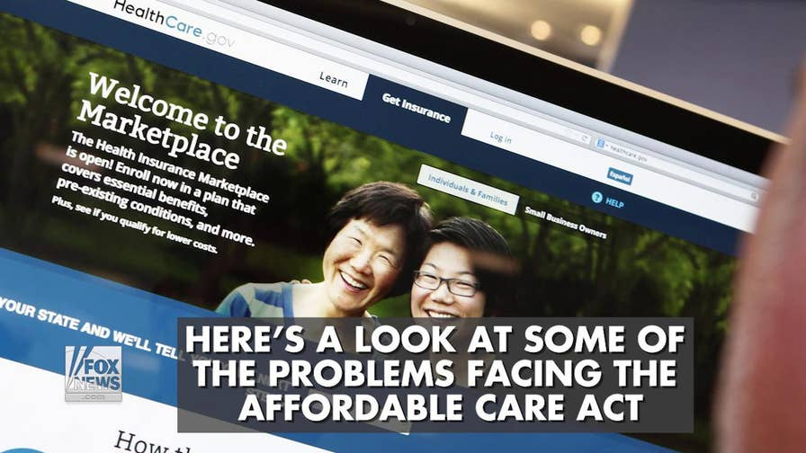 After leaving office, President Obama, admitted that Obamacare 'was not perfect.' Here is a look at some of the problems facing the Affordable Care Act