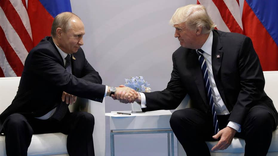 Trump, Putin express hope for 'positive results' at G-20
