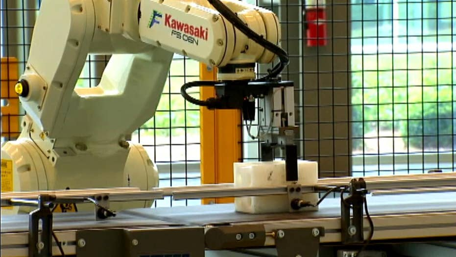 Robots and jobs: How can US workers adapt to automation?