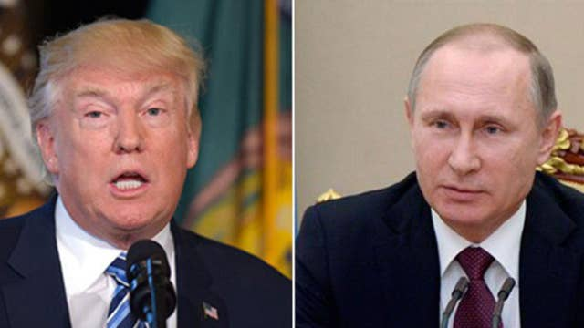 Debriefing Trump's 'positive' first meeting with Putin