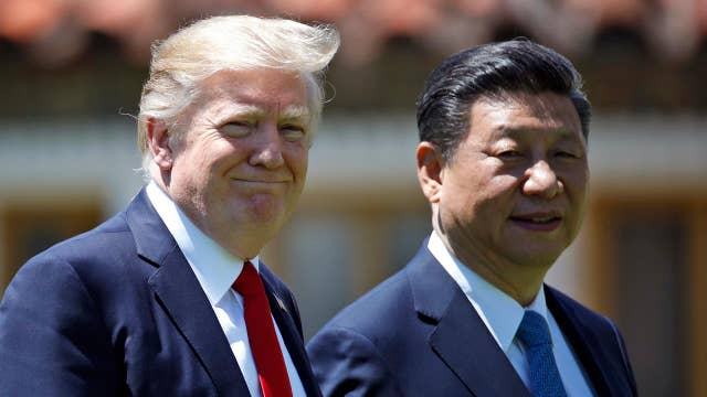 Trump to meet with Chinese president