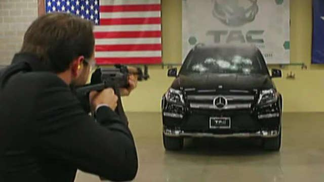 NYPD plans to install bullet-resistant glass to vehicles