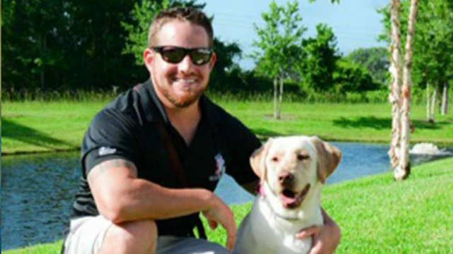 Veteran says he will lose job if he brings service dog