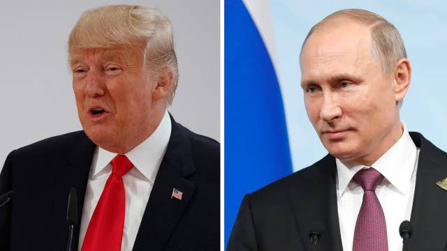 Putin: Trump seemed satisfied with election meddling denial