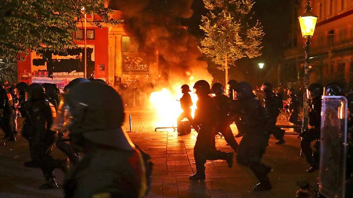 Why Left's violent protests undermine civil rights movement