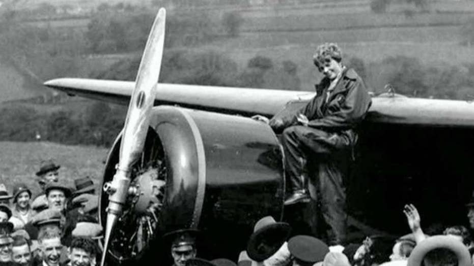 History Channel explores possible fate of Amelia Earhart