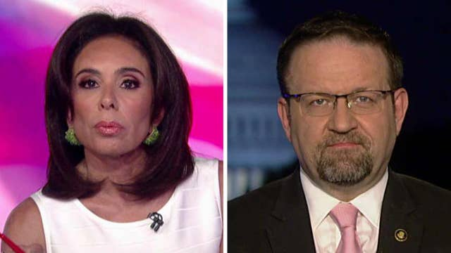 Dr. Gorka discusses the president's stance on North Korea