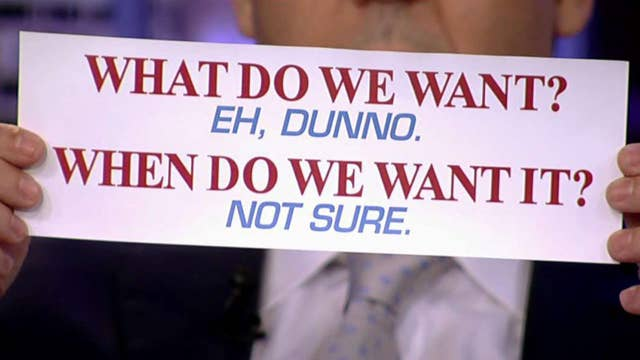 Democratic campaign committee tests potential slogans