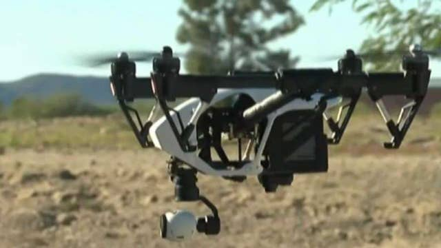 How can US prevent ISIS from using drones for attacks?