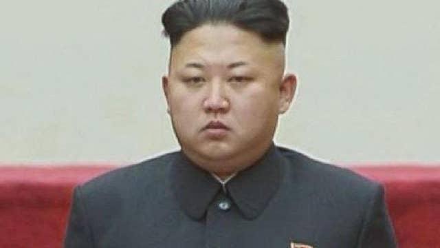 Eric Shawn reports: Dumping Kim Jong Un