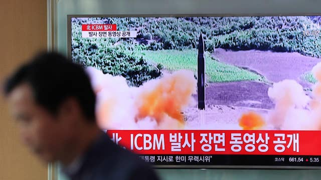 Asia expert: NKorea will never give up nuclear weapons