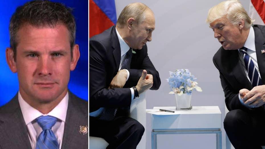 Kinzinger: Trump tweet on Russia, cybersecurity nonsensical