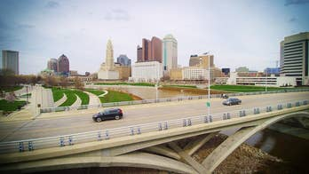 Columbus under construction to become America's first 'smart city'