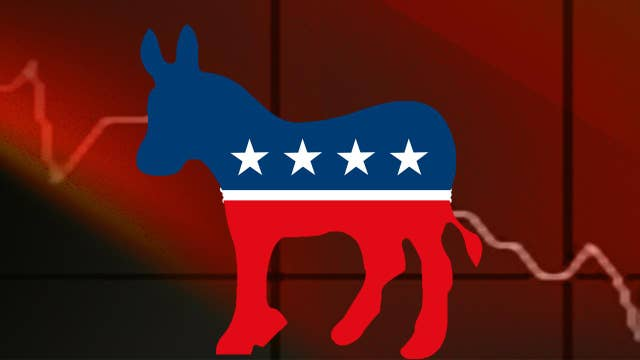 Democrats sink to new low in favorability polls
