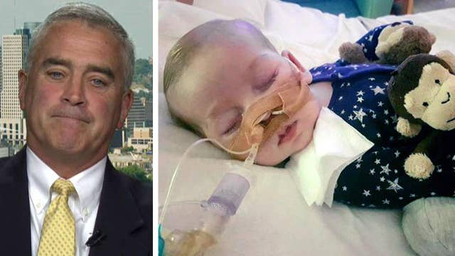Rep. Brad Wenstrup talks legislation to save Charlie Gard