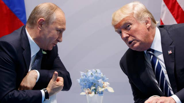 Bipartisan backlash over US, Russia 'cyber unit' tweet