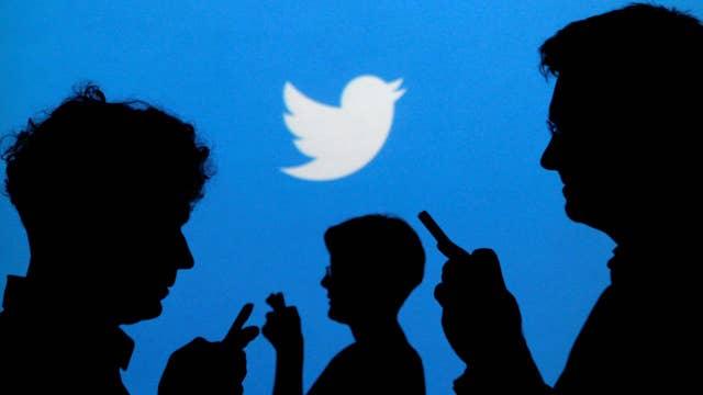 Twitter denounced as porn