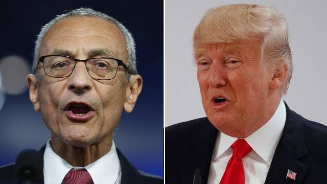 After the Buzz: Trump-Podesta battle turns nasty