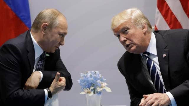 Trump-Putin meeting gets spun